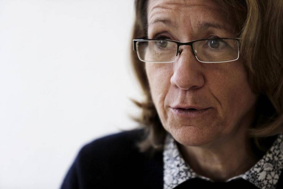 Le mouvement macroniste a adoubé «Sandrine Hacquard, candidate à la mairie de Saint-Raphaël».