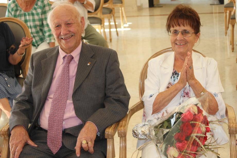 Jacqui et Gilberte Giordanengo.