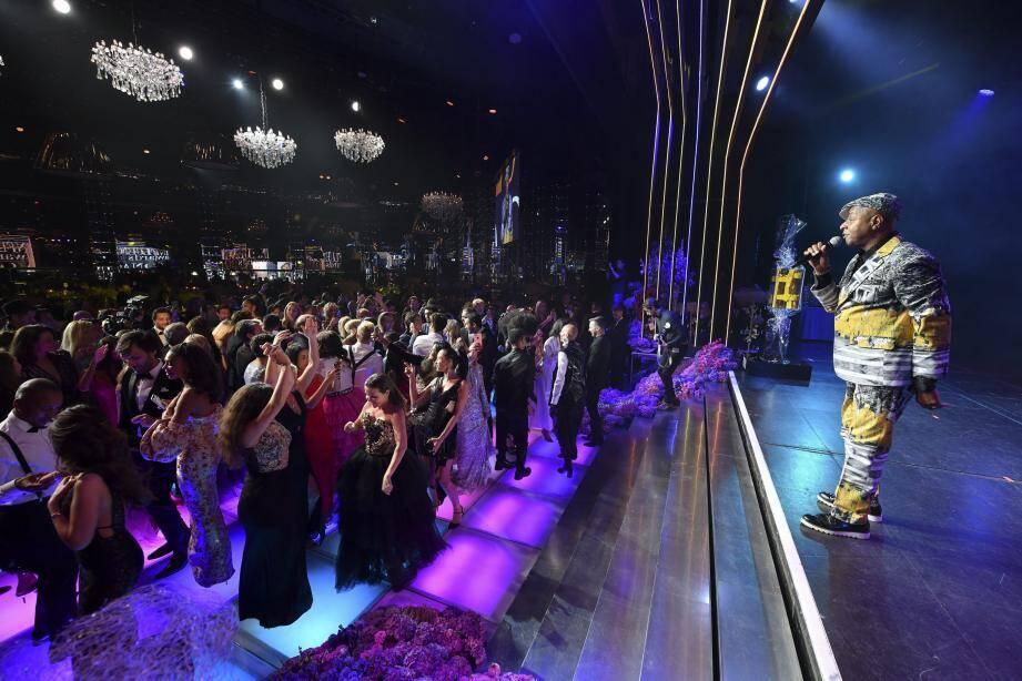 La soirée des Influencer Award Monaco 2019 a enflammé, dimanche soir, la Salle des Étoiles.