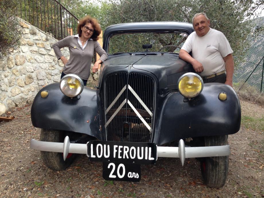 Sylviane et Pierre-Guy Martelly vous attendent au musée Lou Ferouil, ce dimanche, pour une journée de festivités.