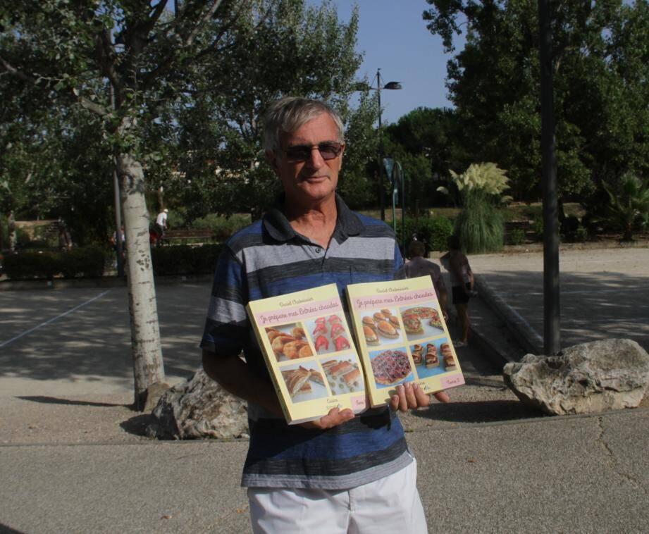 Le maître pâtissier et ancien enseignant Daniel Chaboissier.