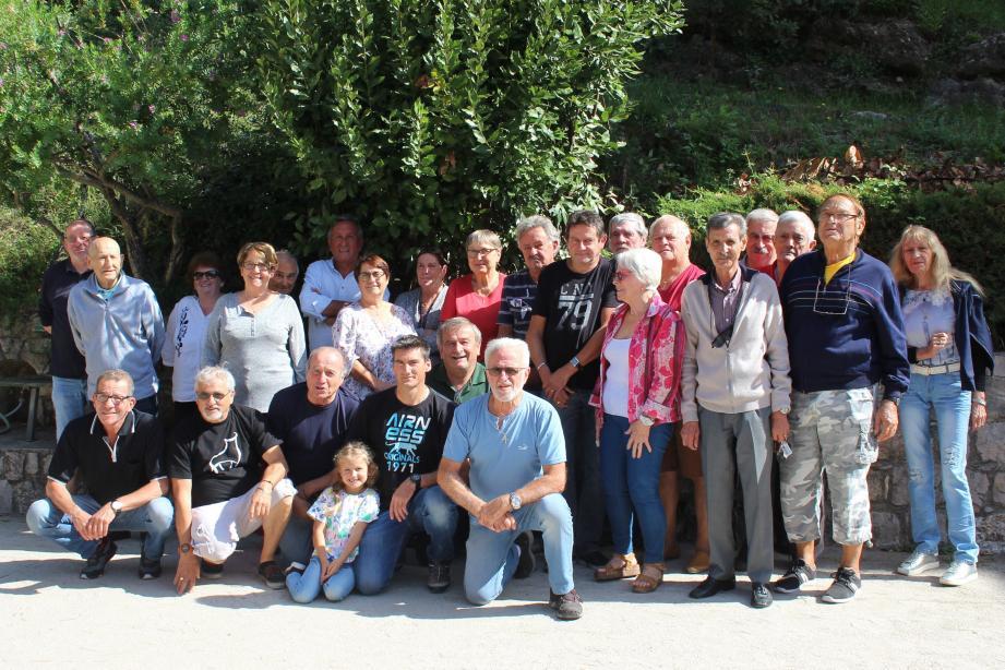 Vingt-quatre joueurs étaient présents pour le 4e concours de rami.(DR)