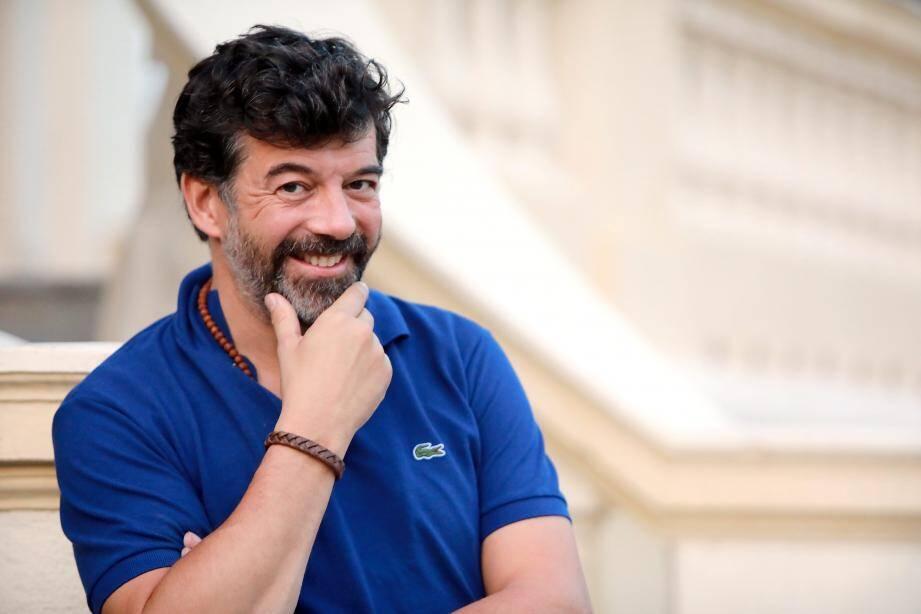 Le présentateur Stéphane Plaza, ici en 2018. Photo Franz Chavaroche