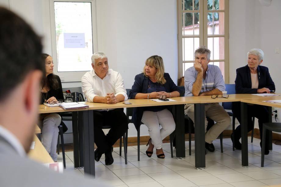 Acteurs de prévention et secouristes étaient réunis en mairie pour dresser le bilan du Plan canicule.