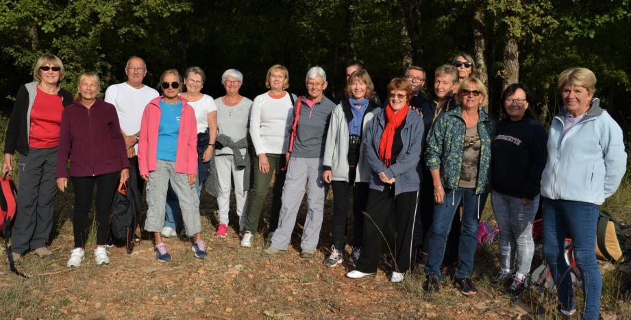 Une sortie « yoga » a été organisée dans le cadre de la Semaine bleue.