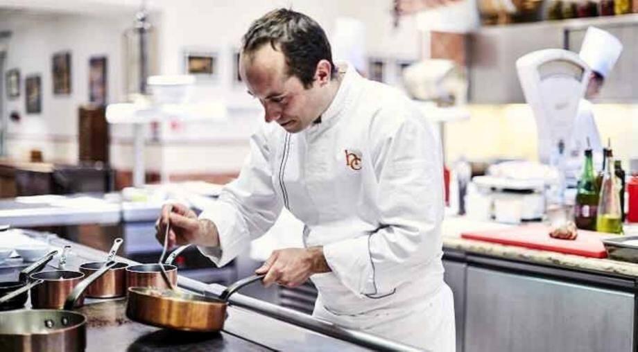 Cette année, c'est le chef de cuisine Nicolas Pierantoni de l'Hostellerie de la Celle qui parrainera l'événement.