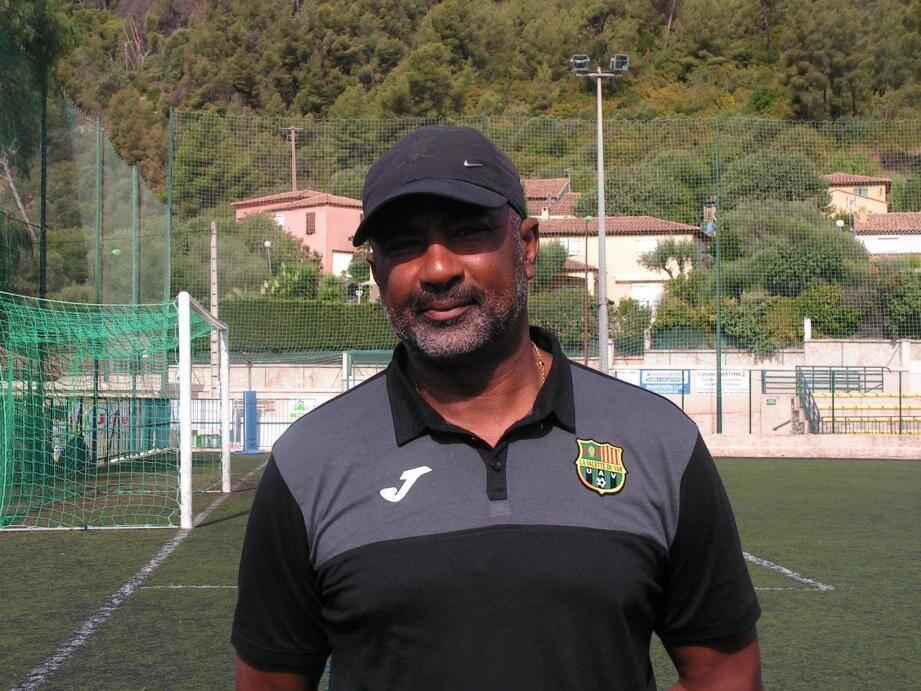Le coach Patrick Crail reconnaît que son équipe joue gros à Istres ce samedi.(Ph. doc)