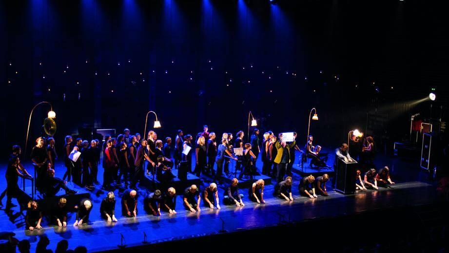 Let's move: une centaine d'amateurs peut s'inscrire pour entrer dans la danse, sur la scène du Forum.