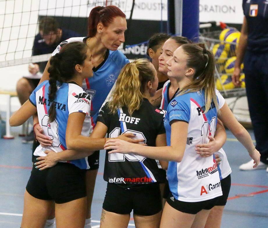 Les filles coachées par Pascal Drouot épatent en ce début de saison.