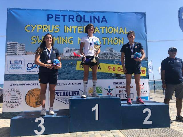 à Chypre, lors de la Coupe de la Confédération des pays de la Méditerranée (Comen), Emma Calvo s'adjuge sa première victoire en compétition internationale.