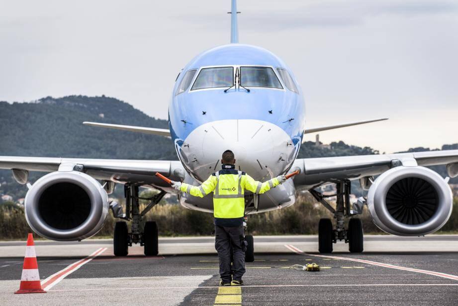 Vinci Airports est gestionnaire de l'aéroport Toulon-Hyères depuis le 1er avril 2015.