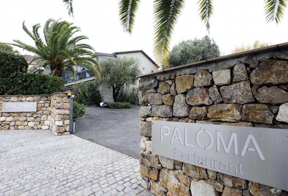 Le Paloma n'a pas accueilli sa clientèle mardi 15 octobre. Étoilé, le restaurant est fermé.