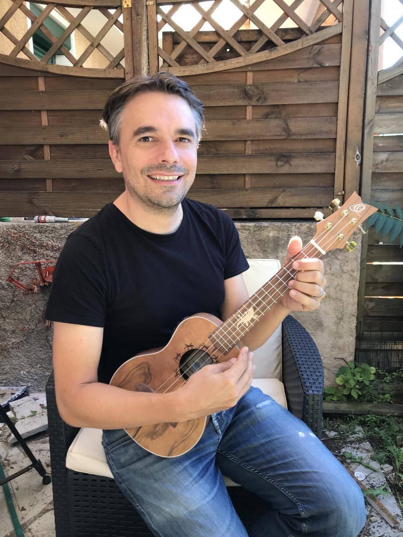 « C'est un instrument qui a une aura positive », explique Frédéric Fiéffé.