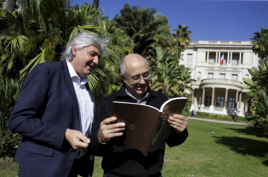 Les cent ans d'histoire de la villa Masséna sont racontés dans le dernier numéro de Nice historique élaboré par Jean-Pierre Barbero, directeur du musée, et Jean-Paul Potron, rédacteur en chef.