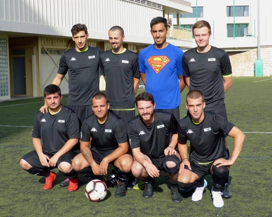 Grâce à son doublé Kévin Santini a offert la victoire à son équipe Back In Town.(DR)