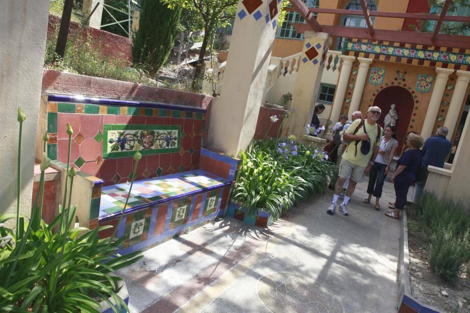 Deux animations se dérouleront au jardin Fontana Rosa et dans la vieille ville.