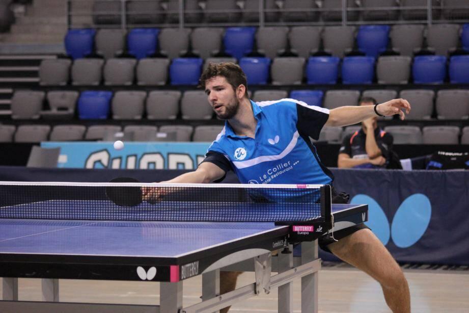 Kordoutis a remporté trois matchs.