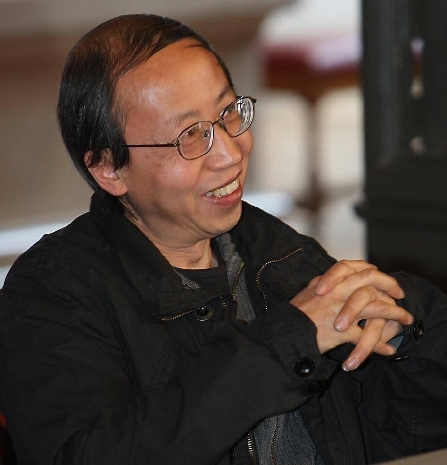 Huang Yong Ping avait réalisé cette installation monumentale en 2010 dans le salon d'honneur du Musée océanographique.