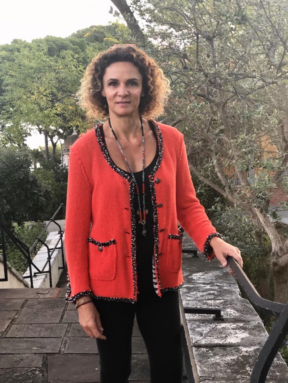 Véronique Herrera-Campana devient l'adjointe de Françoise Gamerdinger à la direction des Affaires culturelles.(DR)