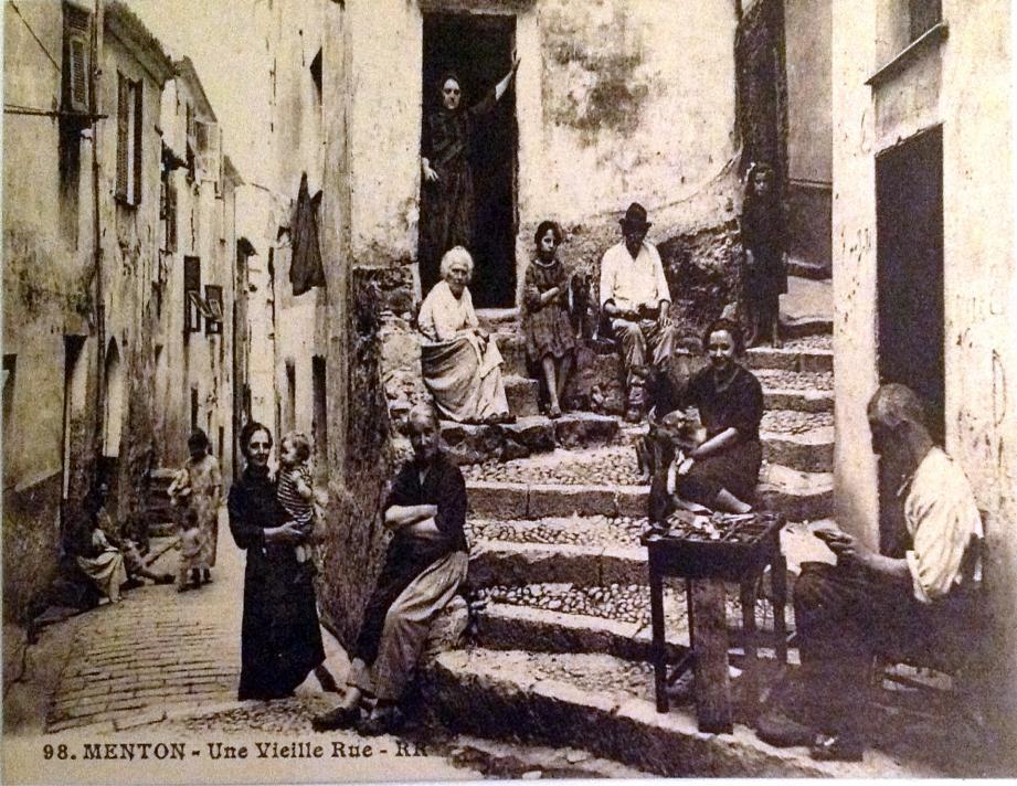La rue du Vieux-Château.(DR)
