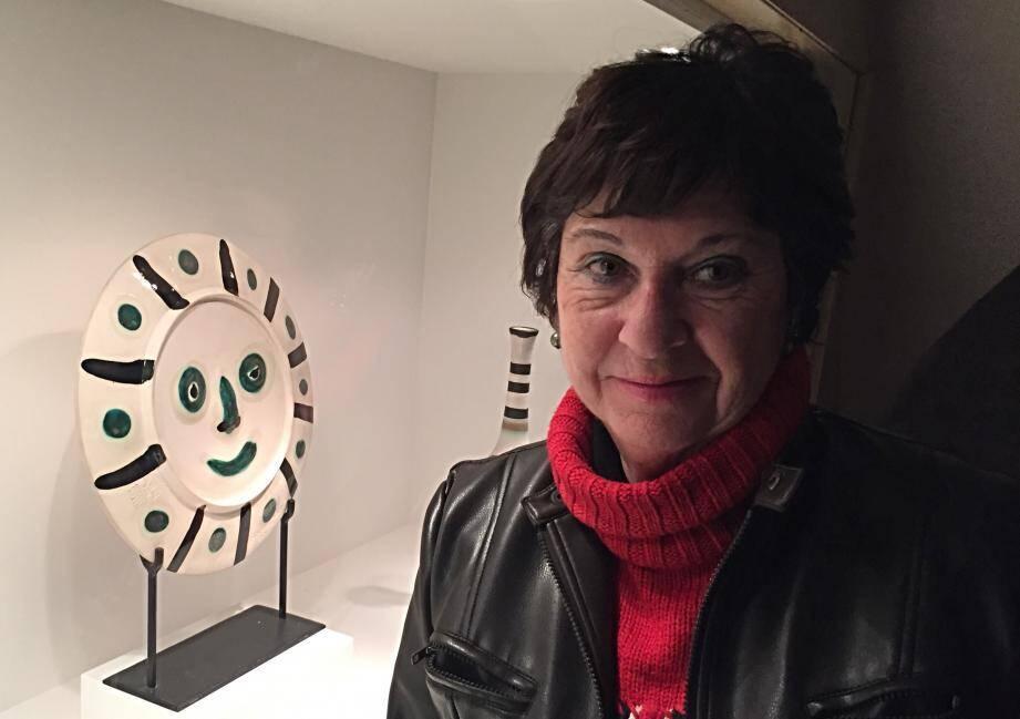 Sandra Benadretti-Pellard.