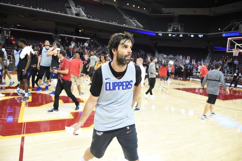 Après son gros contrat aux Clippers en NBA (12,7 milions de dollars sur deux ans), Milos Teodosic retrouve l'Europe cette saison à Bologne. (Ph. AFP)