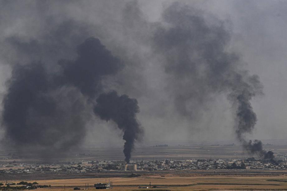 Depuis le début de l'offensive turque dans le nord du pays, des centaines de djihadistes ou familles de combattants se sont évadés de prisons contrôlées par les Kurdes.