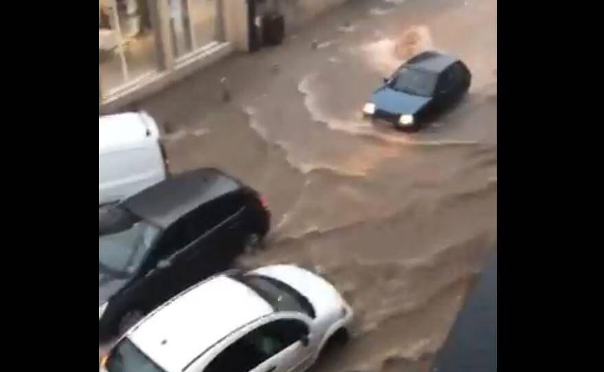 Inondations au quartier Saint-Augustin