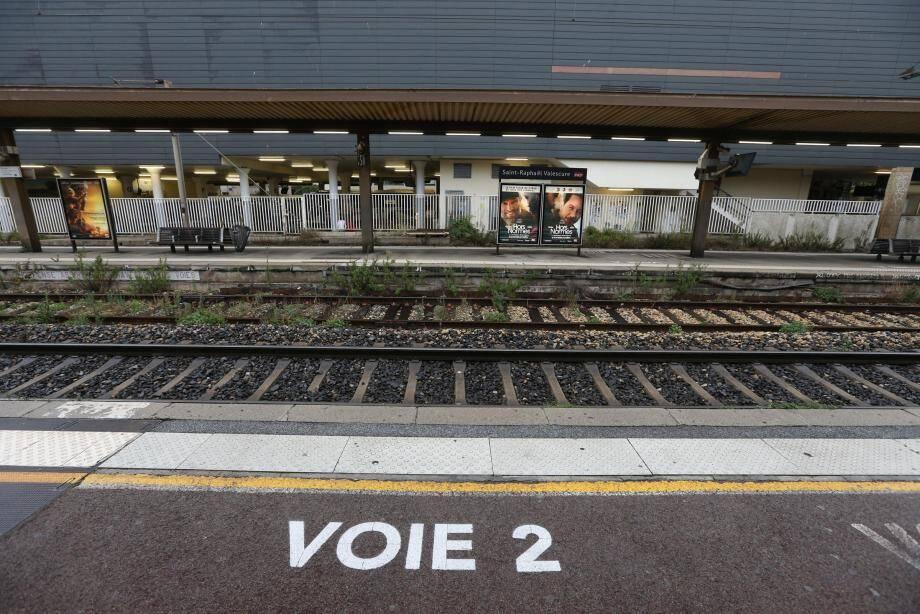Si quelques TVG et train Ouigo ont pu circuler, le réseau TER est très fortement perturbé.