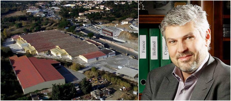 Le tribunal de Fréjus a choisi le milliardaire russe Nikolay Sarkisov pour reprendre le site des Cheminées Brisach à Sainte-Maxime.