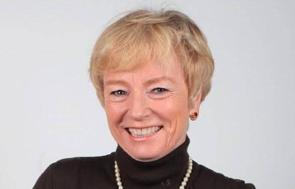 Christiane Amiel, la nouvelle directrice du CCAS de Nice.