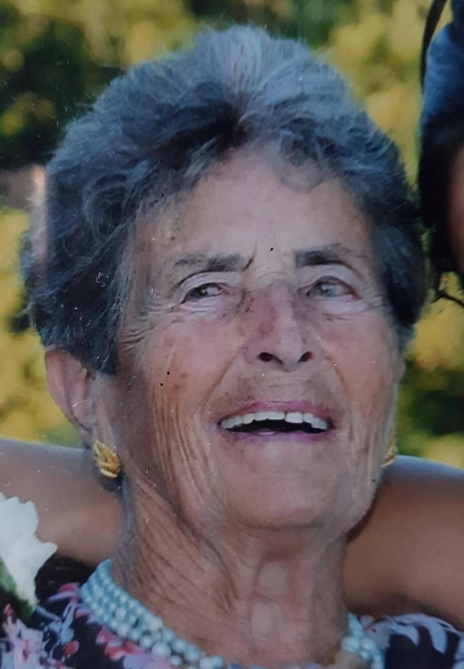 C'est une belle personne qui nous quitte à l'âge de 97 ans après une vie bien remplie.