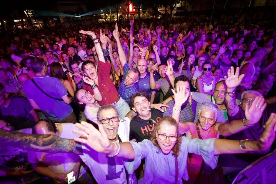 Les Nuits du Sud, version 2019? «Un festival réussi, à l'équilibre et même en positif avec 5.000 euros supplémentaire », a commenté, ce jeudi, Catherine Le Lan, maire de Vence.