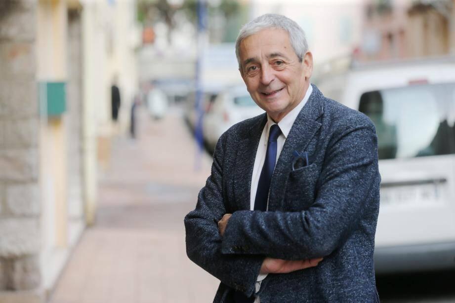 Le Mentonnais et conseiller national du parti Debout la France, Thierry Giorgio, a déclaré son soutien à Olivier Bettati, conseiller municipal niçois et candidat à la mairie de Menton.