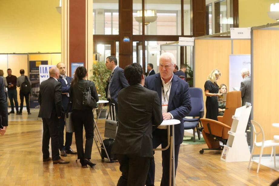 Les Journées de l'Architecture en Santé se sont ouvertes ce lundi. Près de 500 congressistes participent à ce colloque.