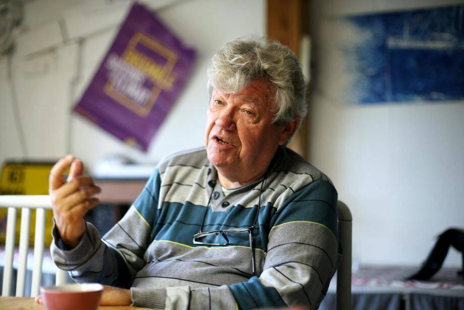 Jacky Giral, candidat EELV aux municipales de Fréjus se laisse des options avant le premier tour, si jamais une grande liste d'union émerge.