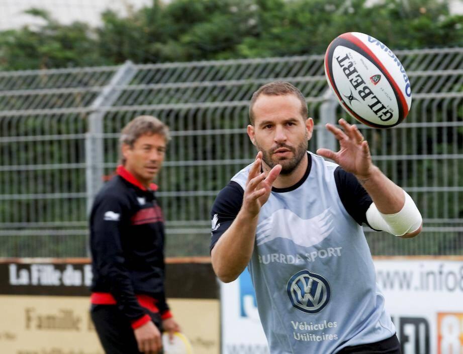 Frédéric Michalak rêve d'une «Dream Team du rugby à VII » en Principauté.