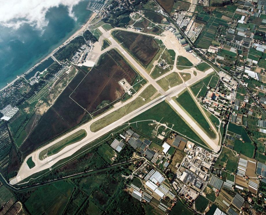 Les travaux engagés à l'aéroport de Toulon-Hyères doivent durer 13 mois.