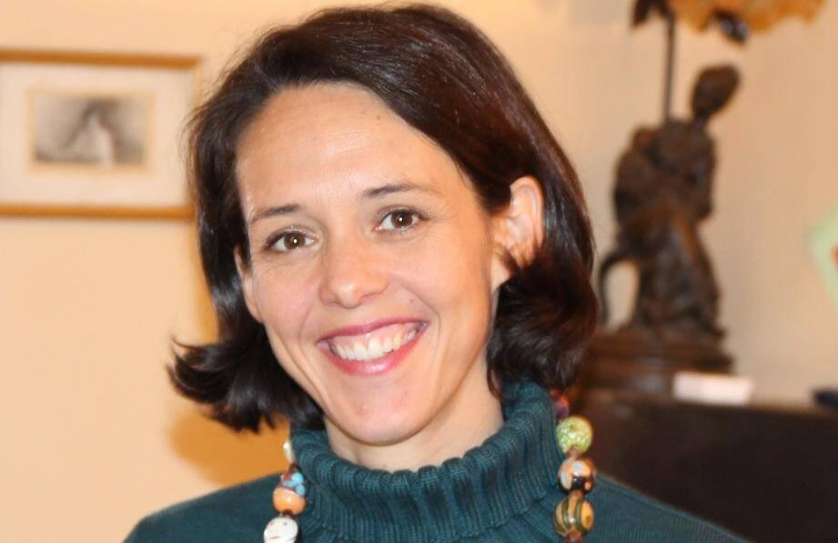 Marie-Hélène Lefebvre, conseillère conjugale varoise.