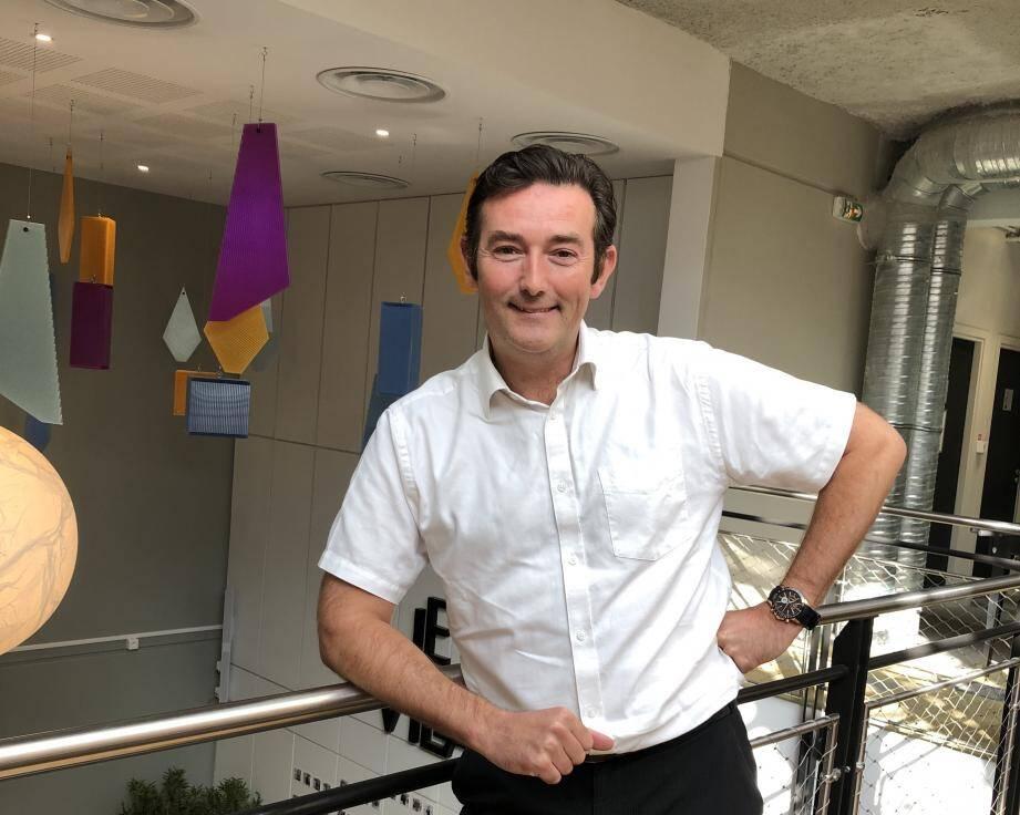 Le pdg Jérôme Sanzelle et ses associés veulent faire de Trucks.Rent une marque plus forte que les loueurs traditionnels de véhicules utilitaires et industriels.