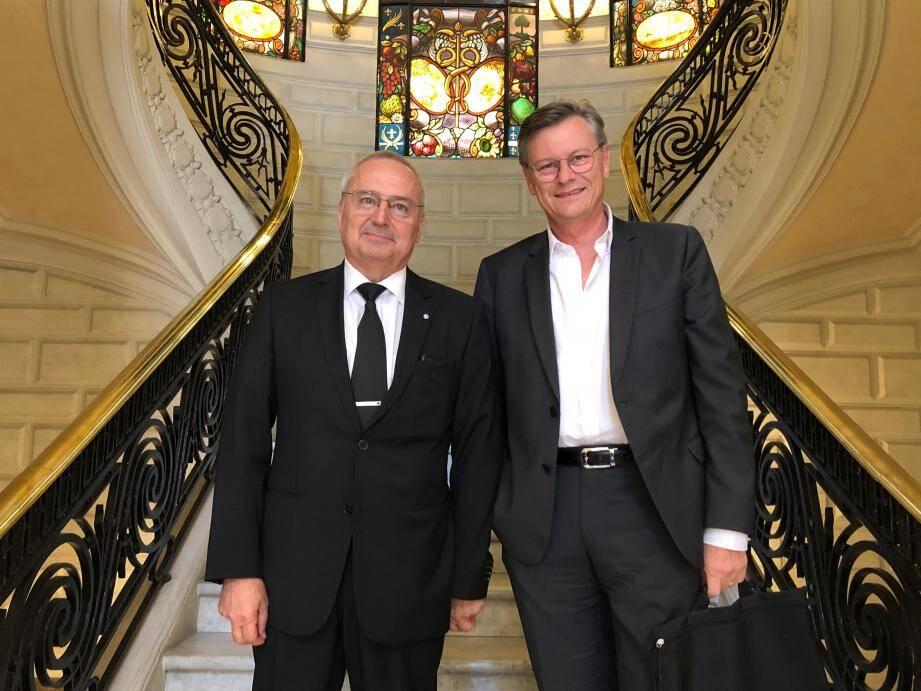 Jean-Pierre Savarino et Philippe Renaudi : «Les maires ont un pouvoir déterminant pour créer un environnement favorable au développement des entreprises et de l'emploi. »