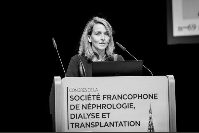 Le Dr Barbara Seitz-Polski coordonne avec le Pr Esnaut, le centre de référence maladies rares « Syndrome néphrotique idiopathique de l'enfant et de l'adulte ».