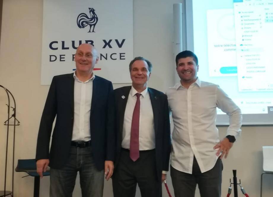 Cédric Messina, fondateur de My Coach, a annoncé le lancement de son appli Rugby, au Japon.