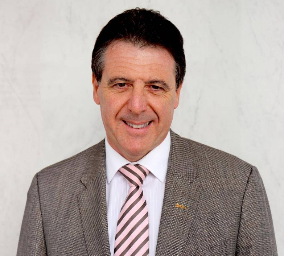 Eric Lelouch est le nouveau directeur général du Radisson Blu à Nice.