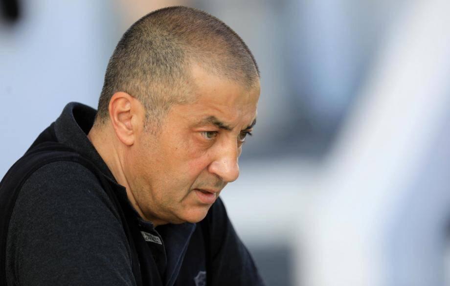 Mourad Boudjellal, est toujours le président du RC Toulon, au moins jusqu'à la fin de saison.
