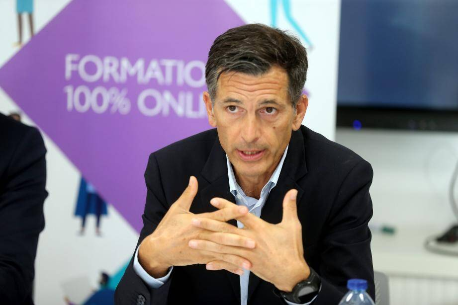 Lionel Martellini, directeur de l'Edhec Risk Institute: «En matière de retraite, en France, nous avons besoin de promouvoir deux grands principes de santé financière : contribuer régulièrement et investir sainement.»