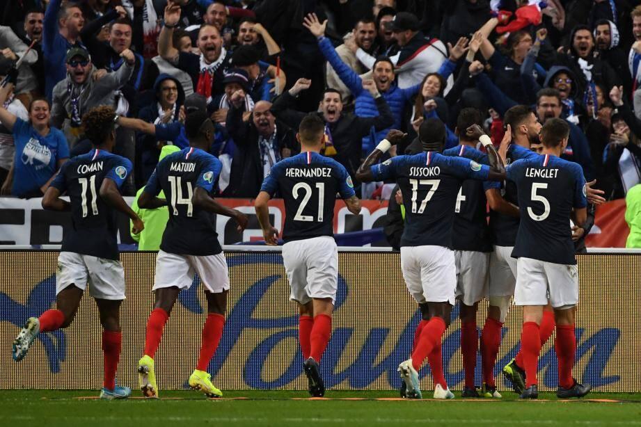 Équipe de France.