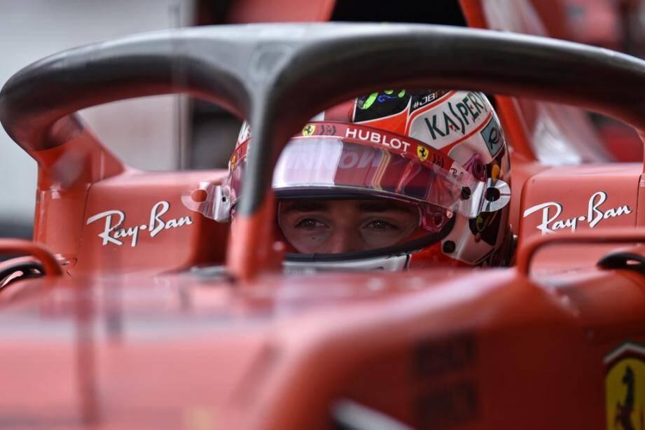 Alors qu'il occupe le 3e rang provisoire du championnat pilotes à deux courses de la fin, Leclerc devra cravacher dur pour glaner des gros points à Sao Paulo.