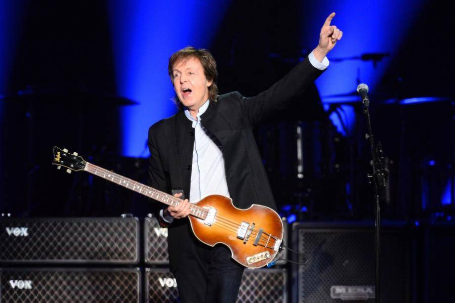Paul McCartney va se produire en France, mais pas à Nice.