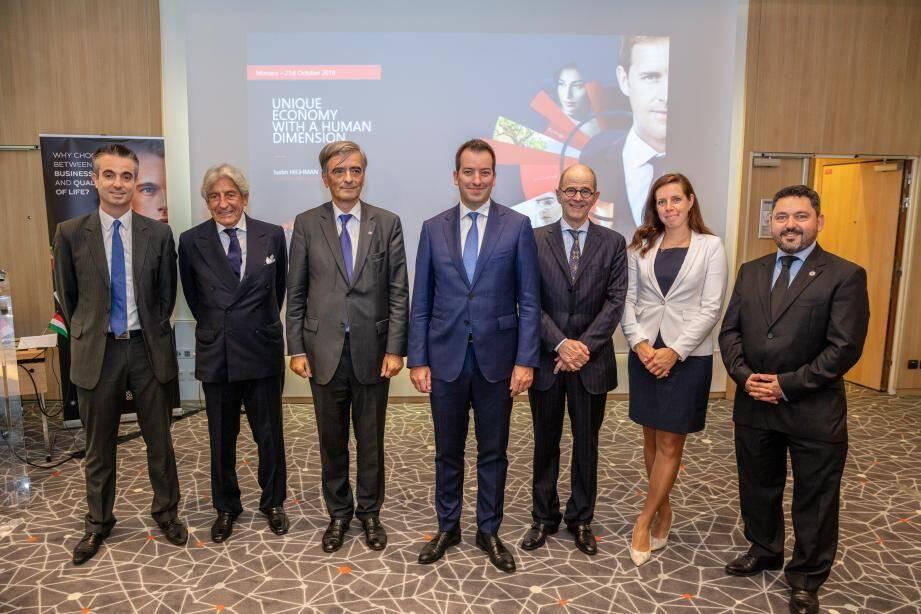 La Hongrie se lance dans une vaste campagne de séduction, Monaco étant l'une des étapes de sa promotion.